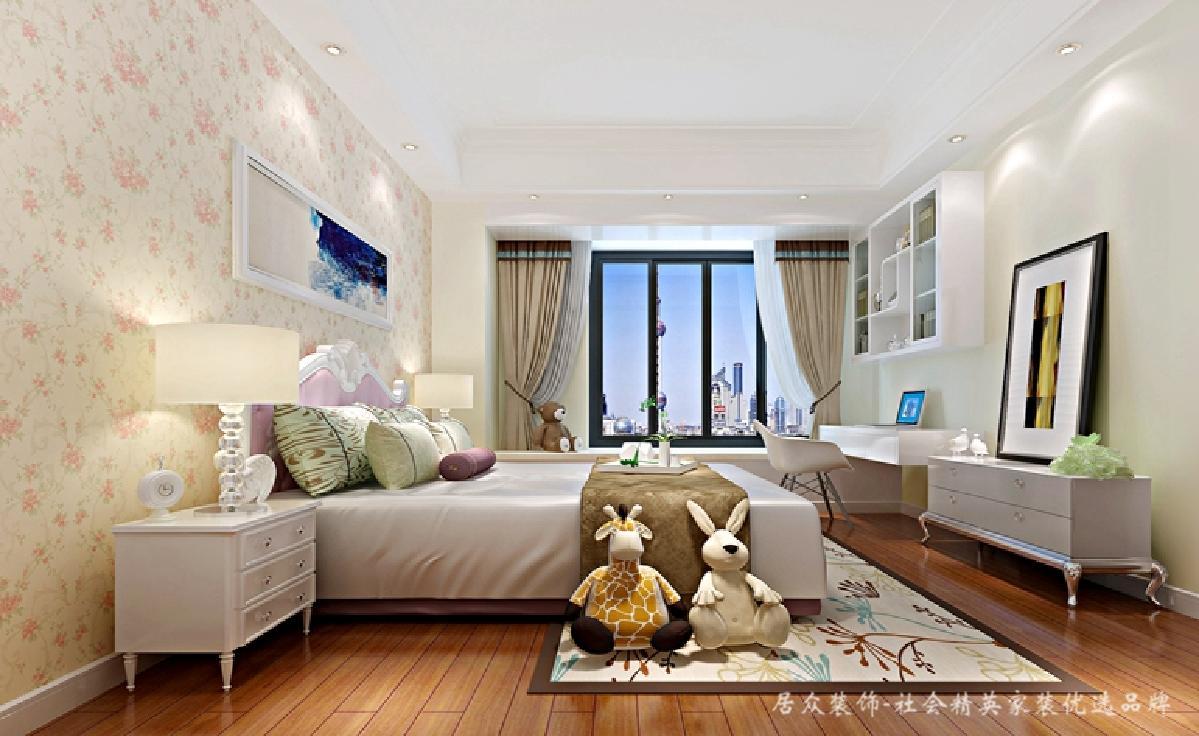 简约 中式 卧室图片来自居众装饰长沙分公司在中式豪宅、彰显大气的分享