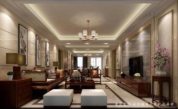 中式豪宅、彰显大气
