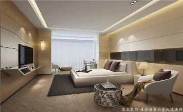 后现代、四居室、简约风格