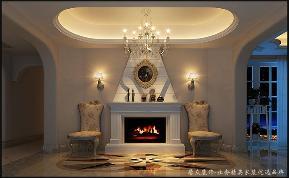 """欧式 四居 温馨 玄关图片来自居众装饰长沙分公司在欧式""""情趣""""的分享"""