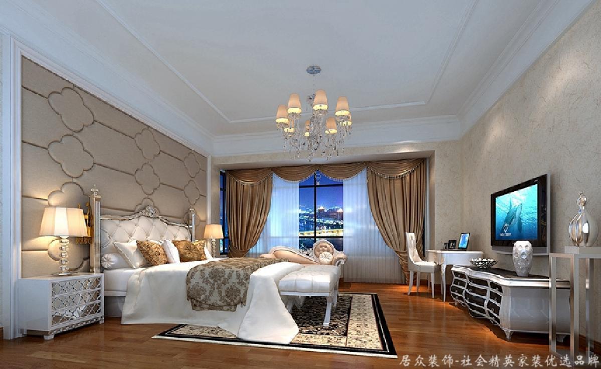 """北欧 复式 卧室图片来自gz居众装饰在简洁流畅""""北欧""""的分享"""