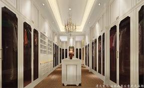 """别墅 新古典 衣帽间图片来自gz居众装饰在优雅""""凤凰城""""的分享"""