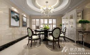 白领 小资 新古典 餐厅图片来自重庆居众装饰在雍江御庭-新古典风格-140㎡的分享