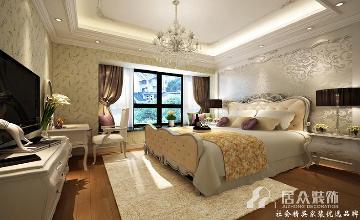 雍江御庭-新古典风格-140㎡