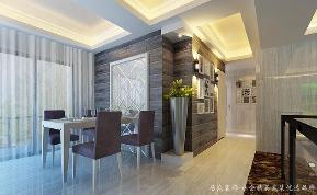 """现代 三居 舒适 餐厅图片来自居众装饰长沙分公司在时尚""""现代风""""的分享"""