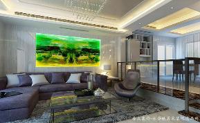 """现代 三居 舒适 客厅图片来自居众装饰长沙分公司在时尚""""现代风""""的分享"""