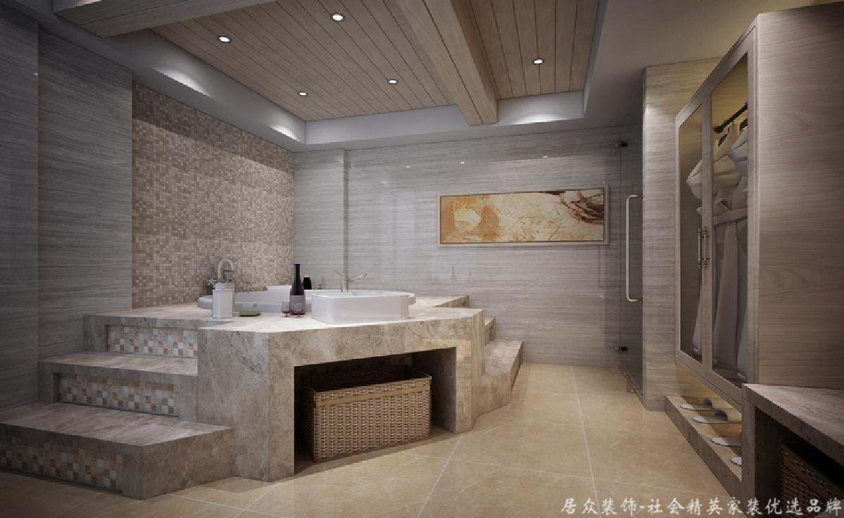 复式 新古典 毛坯 卫生间图片来自gqx9211300在高端尊贵-300平新古典风格复式楼的分享