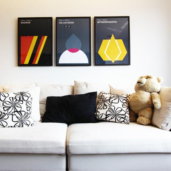 现代 一居 客厅图片来自今朝装饰张智慧在管庄西里现代简约的分享