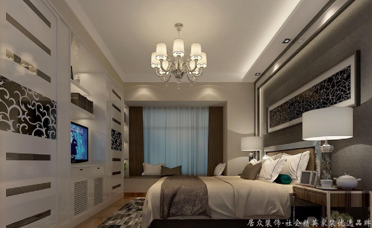 欧式 居众 卧室图片来自重庆居众装饰在金科小城故事-欧式风格-400㎡的分享