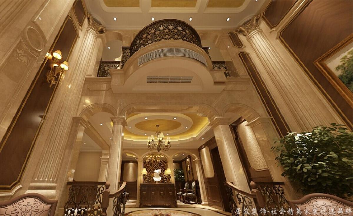 别墅 欧式 客厅图片来自gz居众装饰在古典奢华主义的分享