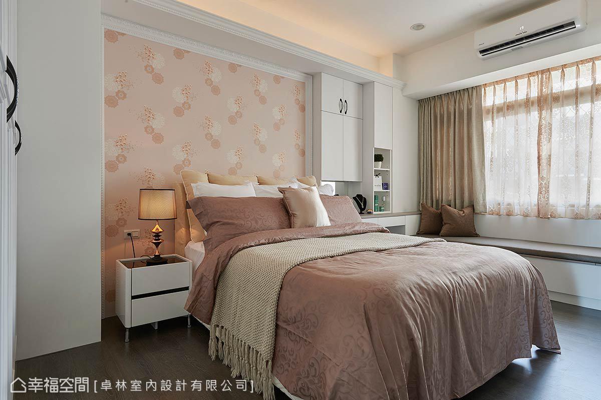 三居 混搭 简约 收纳 卧室图片来自幸福空间在轻盈典雅 老屋焕新的清透明亮的分享