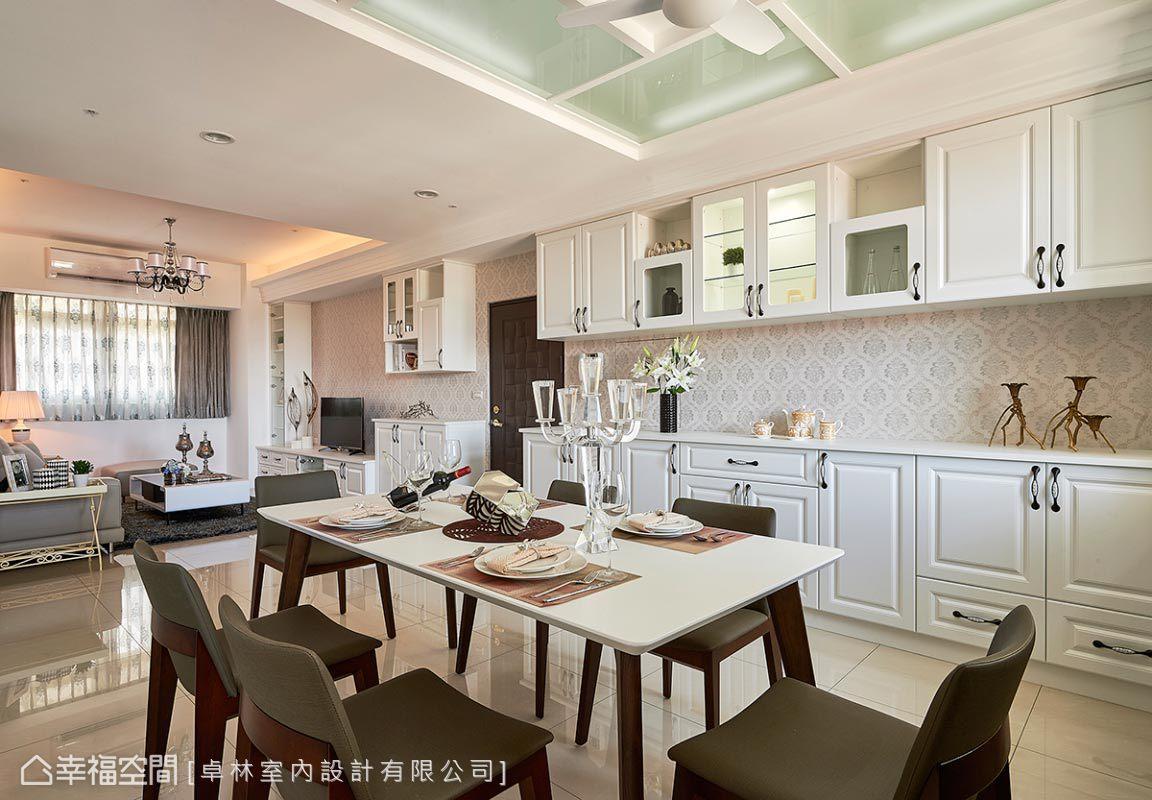 三居 混搭 简约 收纳 厨房图片来自幸福空间在轻盈典雅 老屋焕新的清透明亮的分享