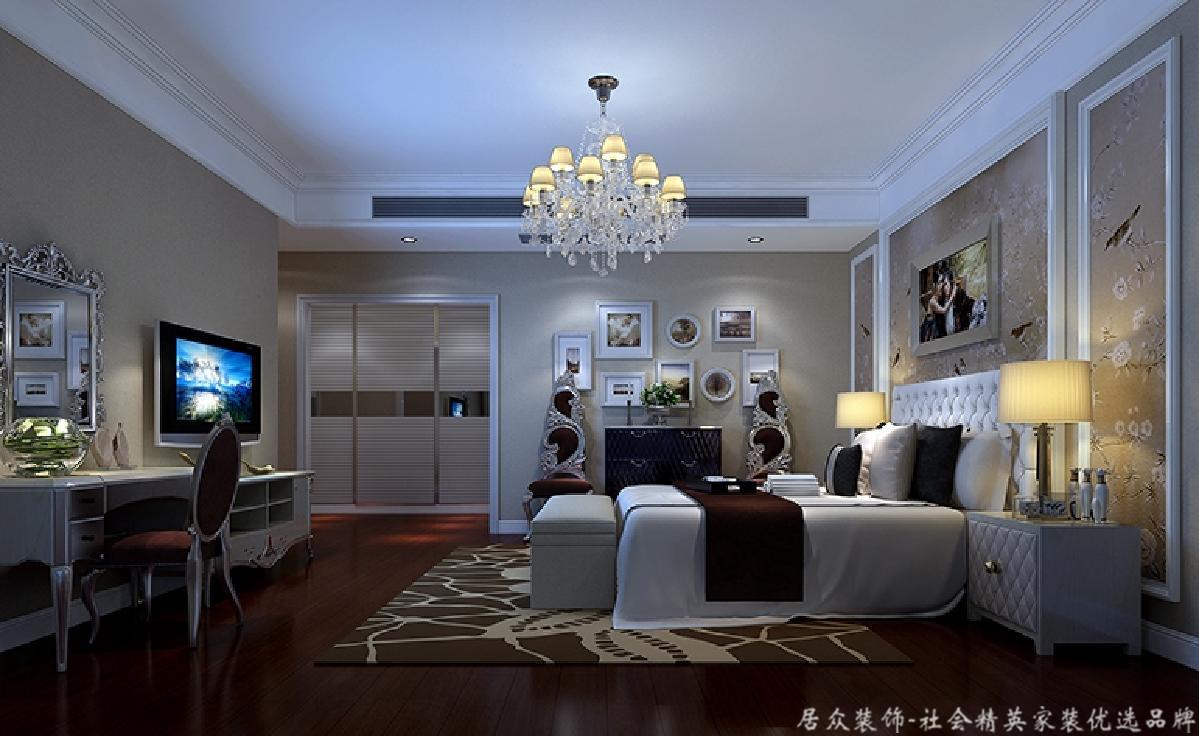 现代 居众 卧室图片来自重庆居众装饰在紫云台-现代风格-180㎡的分享