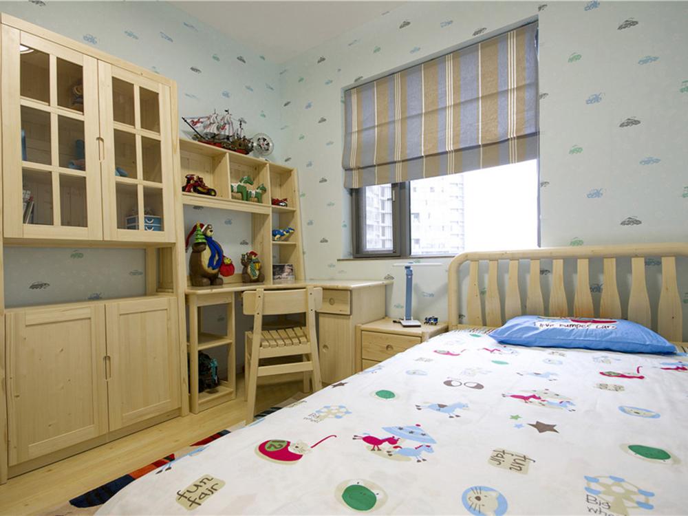 简约 三居 浪漫 卧室图片来自tjsczs88在温馨简约,时尚现代的分享