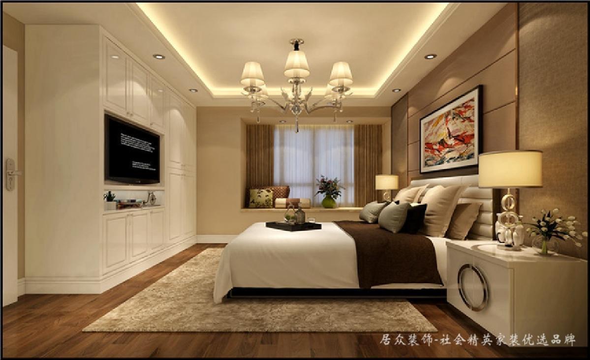 简约 卧室图片来自深圳居众装饰集团在润恒尚园-现代简约-105平米的分享
