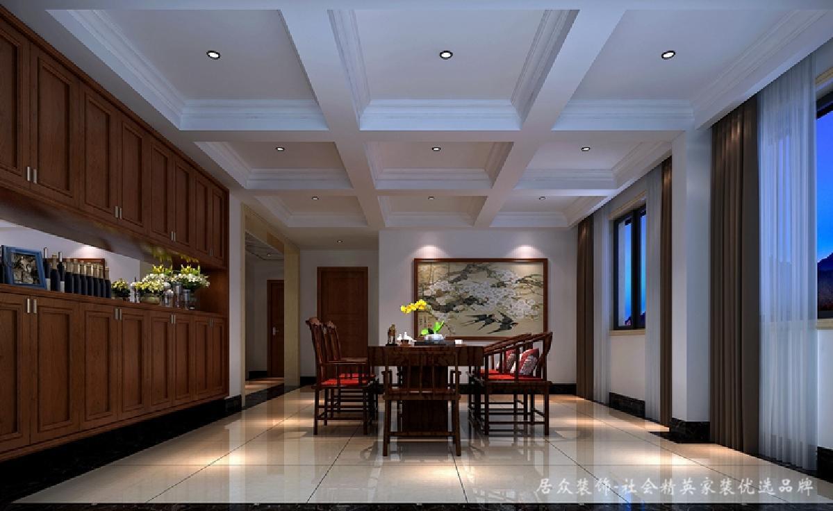 别墅 其他图片来自深圳居众装饰集团在心境山水郡-北欧风格-480平米的分享