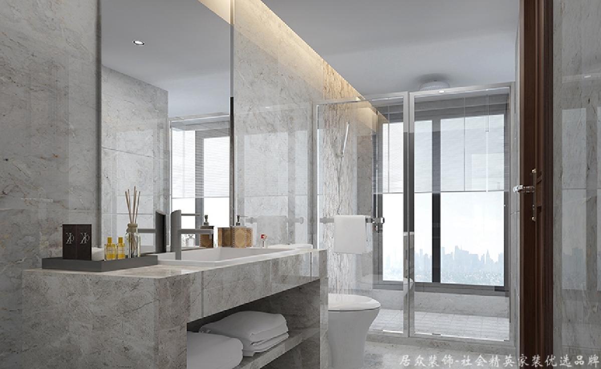 旧房改造 四居 欧式 卫生间图片来自gz居众装饰在富贵高雅俱佳的分享