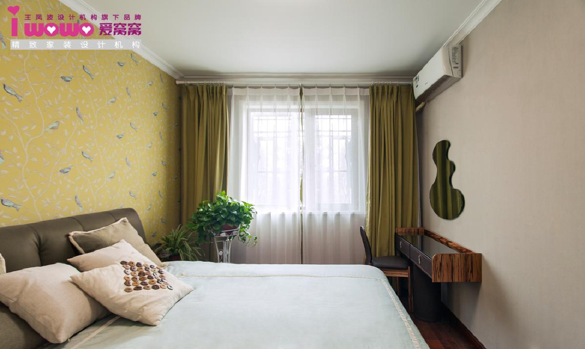 简约 二居 卧室图片来自djfw2016在台湾简约家装设计的分享