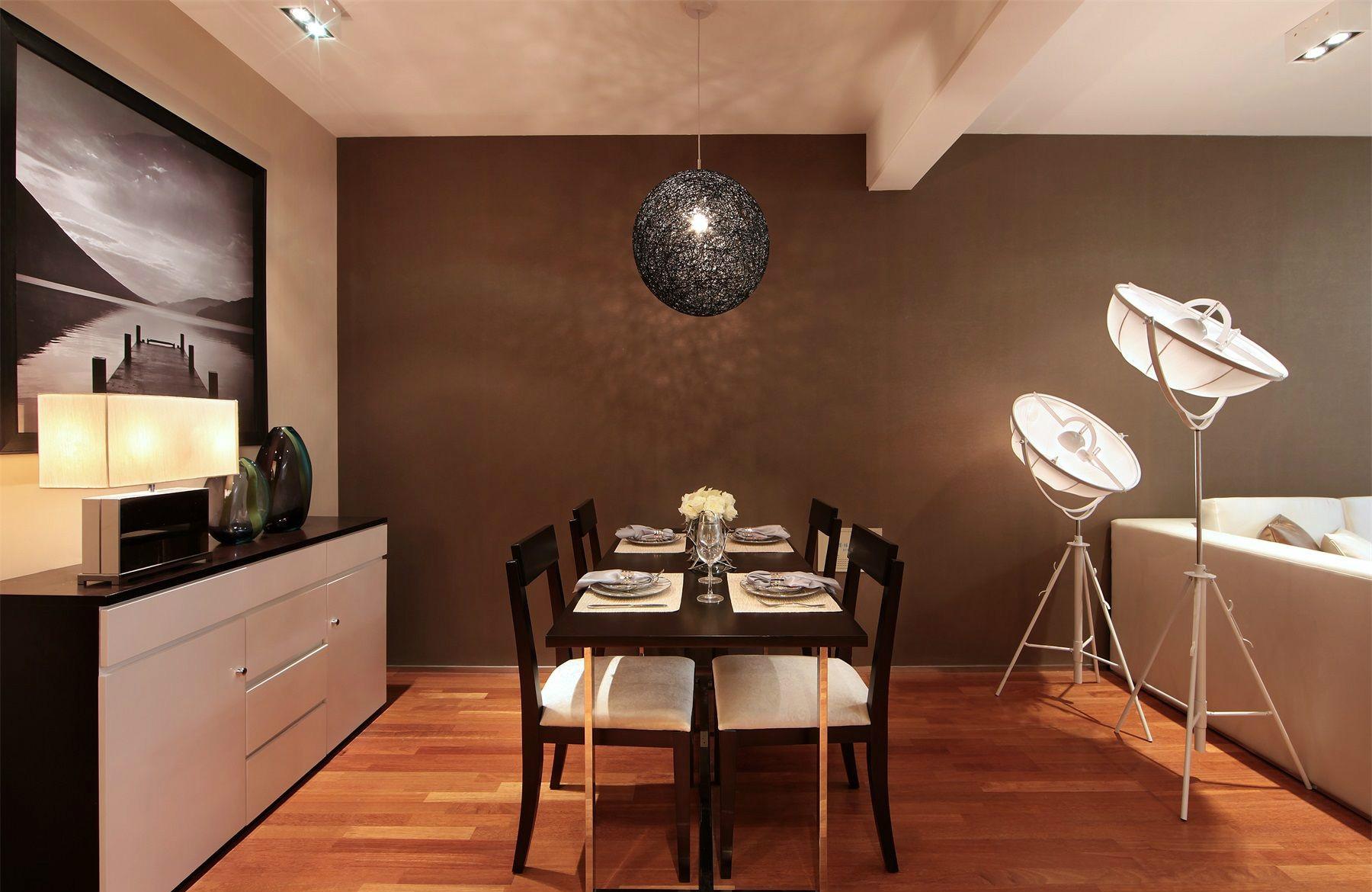 80后 小资 白领 餐厅图片来自广州泥巴公社装饰在新古典.珠江帝景的分享