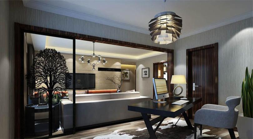 三居 白领 收纳 80后 小资 餐厅图片来自实创装饰完美家装在万盛北里140平简约时尚效果图的分享