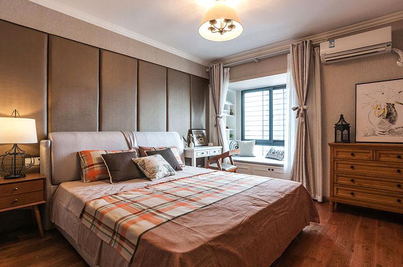 三居 混搭 小资 卧室图片来自广州泥巴公社装饰在混搭风格.粤海丽江花园的分享