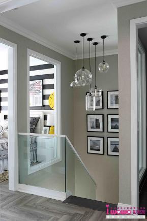 二居 80后 现代 楼梯图片来自djfw2016在酷酷的幸福的分享
