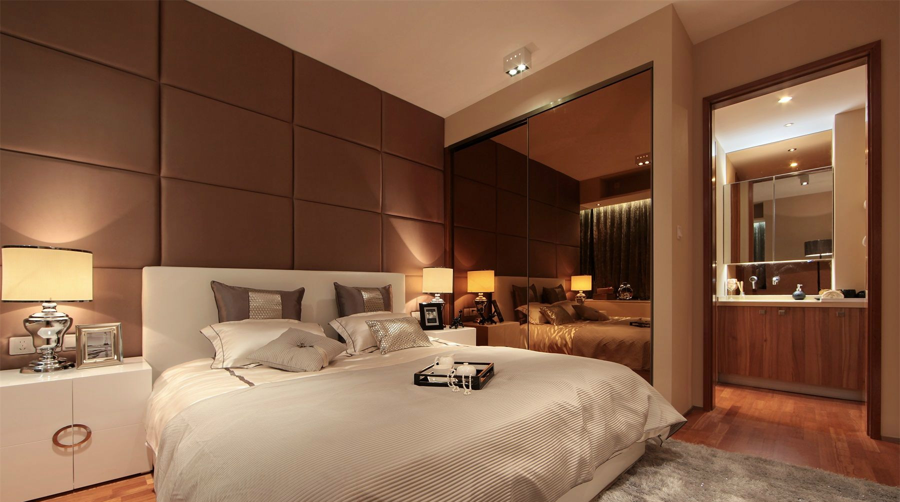 80后 小资 白领 卧室图片来自广州泥巴公社装饰在新古典.珠江帝景的分享