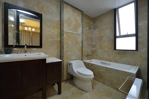 卫生间图片来自武汉苹果装饰在奥山世纪城的分享