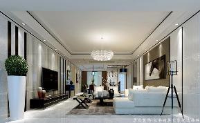 """四居 毛坯 其他 客厅图片来自gz居众装饰在打造现代—""""东湖""""洲的分享"""