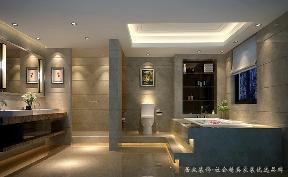 简约 现代 温馨 卫生间图片来自深圳居众装饰集团在居众装饰-星河丹堤-现代-420平的分享