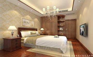 碧桂园-美式风格-126㎡