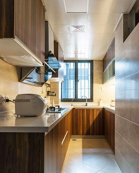 三居 混搭 小资 厨房图片来自广州泥巴公社装饰在混搭风格.粤海丽江花园的分享