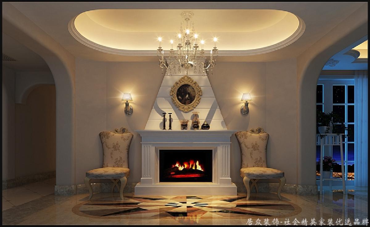 欧式 温馨 四居 其他图片来自居众装饰长沙分公司在保利国际广场-欧式风格-210㎡的分享