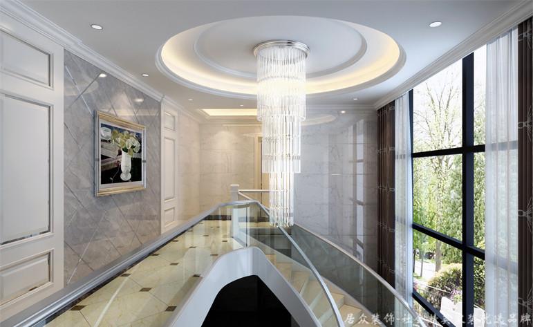 楼梯图片来自重庆居众装饰在居众装饰-富悦麓山别苑的分享