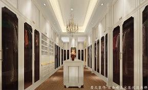 混搭 欧式 别墅 收纳 居众 衣帽间图片来自重庆居众装饰在世茂茂悦府-新古典风格-500㎡的分享
