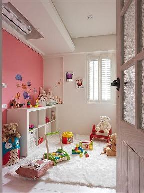三居 地中海 儿童房图片来自今朝装饰张智慧在小三居地中海风格的分享