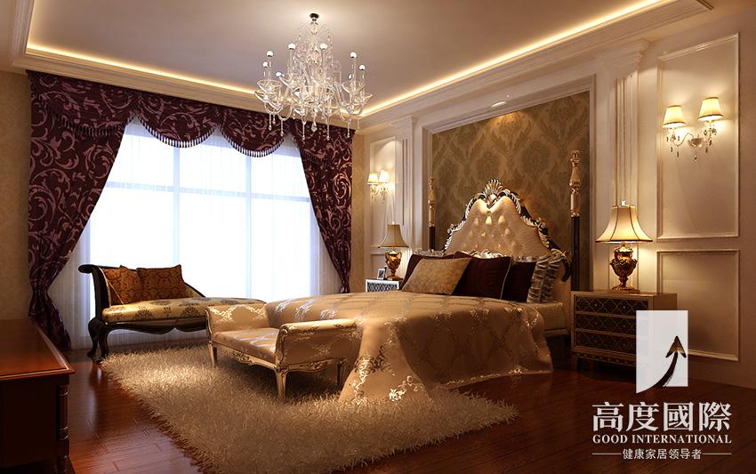 高度国际 成都装修 别墅装修 欧式风格图片来自高度国际于瑞在高度国际南湖国际欧式别墅效果图的分享