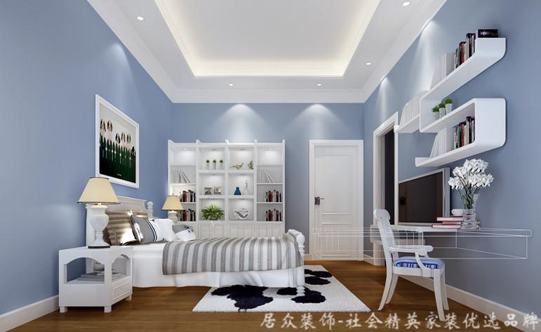 别墅 儿童房图片来自gz居众装饰在元邦·山清水秀1的分享