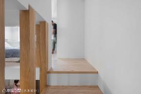 一房 简约 北欧 休闲 收纳 楼梯图片来自幸福空间在坐拥河岸绿意25平挑高慢活空间的分享