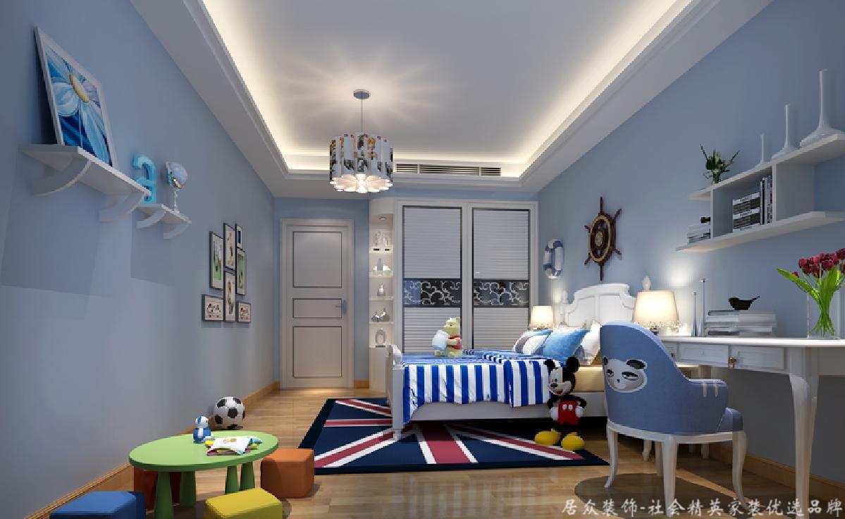 欧式 小资 儿童房图片来自gz居众装饰在雅宝新城名居的分享