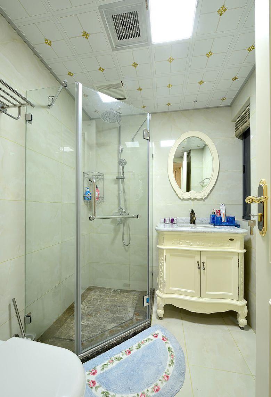 卫生间图片来自家装大管家在高雅的人生 163平法式新古典3居的分享