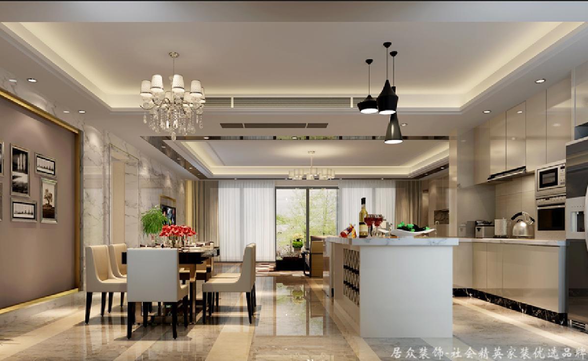 欧式 小资 餐厅图片来自gz居众装饰在雅宝新城名居的分享