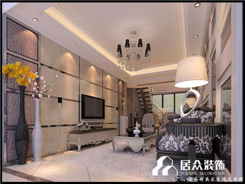 简约 客厅图片来自深圳居众装饰集团在深圳南山万豪月半山的分享