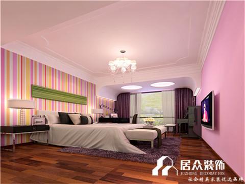 简约 卧室图片来自深圳居众装饰集团在深圳南山万豪月半山的分享