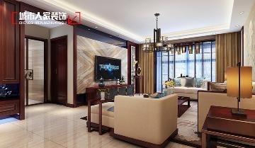 华润·中海·幸福里170平米设计