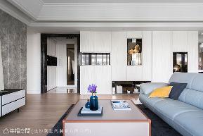 三居 新古典 混搭 收纳 玄关图片来自幸福空间在巧变毛胚格局 拥抱绿意三代宅的分享
