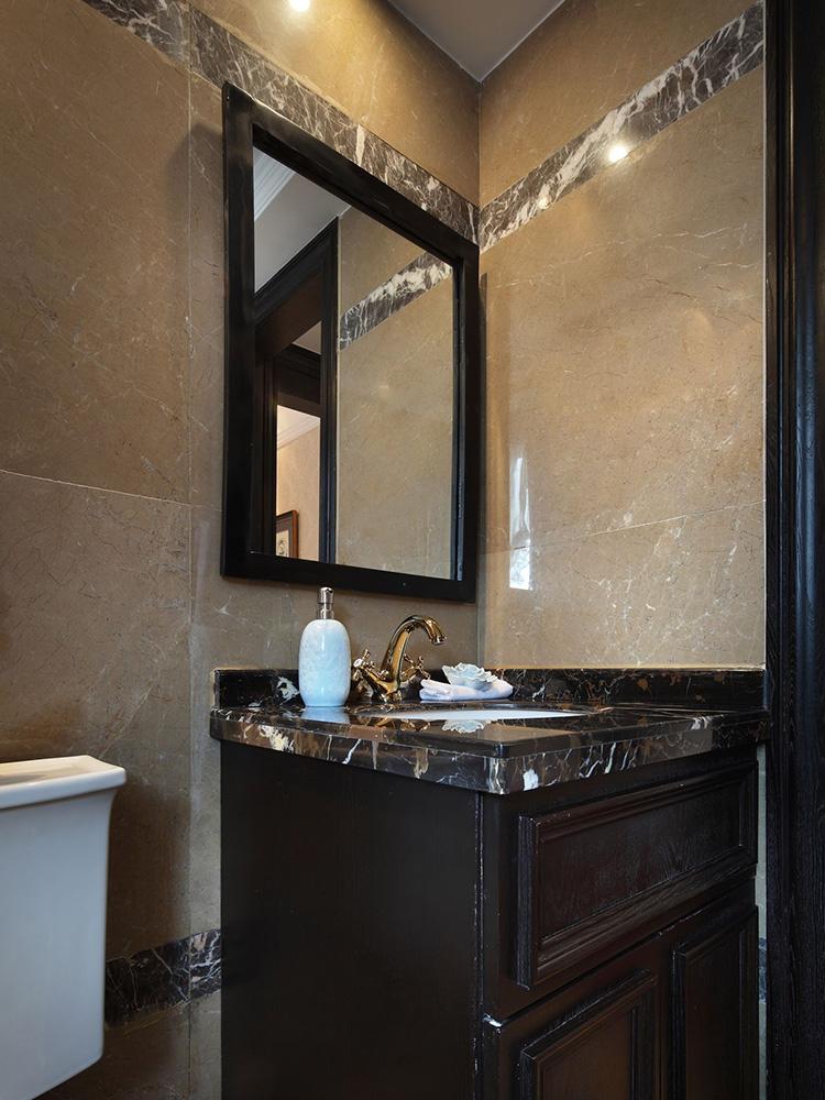 混搭 三居 卫生间图片来自tjsczs88在典雅时尚混搭色的分享