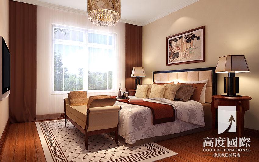高度国际 南湖国际 欧式风格 成都装修 别墅装饰图片来自高度国际于瑞在南湖国际-120平方米-欧式风格的分享