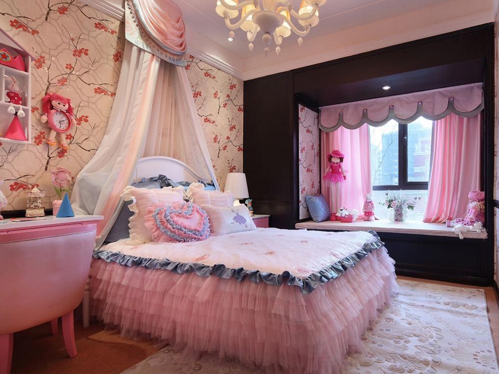 混搭 三居 儿童房图片来自tjsczs88在典雅时尚混搭色的分享