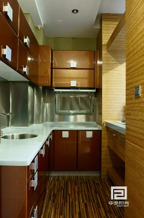 港式 欧式 开间 白领 小资 80后 厨房图片来自中艺印尚在港尚调调·中艺印尚的分享